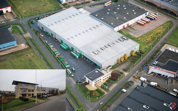 Verbeek Bedrijfsmakelaars verkoopt 13000m²op Bijsterhuizen